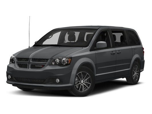 2018 Dodge Grand Caravan Gt Augusta Ga Fort Gordon Martinez