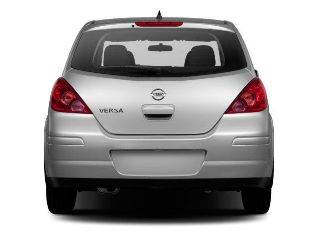 2011 Nissan Versa 5dr Hatchback I4 Automatic 18 S Augusta Ga