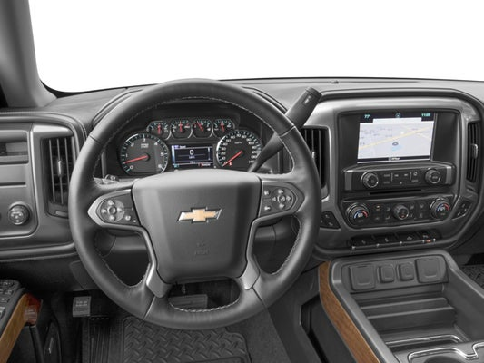 2017 Chevrolet Silverado 1500 LTZ 2LZ