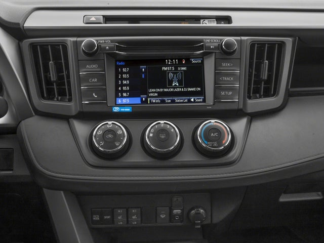 2018 Toyota Rav4 Le Fwd Augusta Ga Serving Aiken Thomson