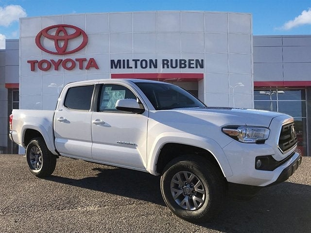 2019 Toyota Tacoma 2wd Sr5 Double Cab 5 Bed V6 At Augusta Ga