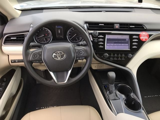 2019 Toyota Camry Le Automatic Augusta Ga Serving Aiken Thomson