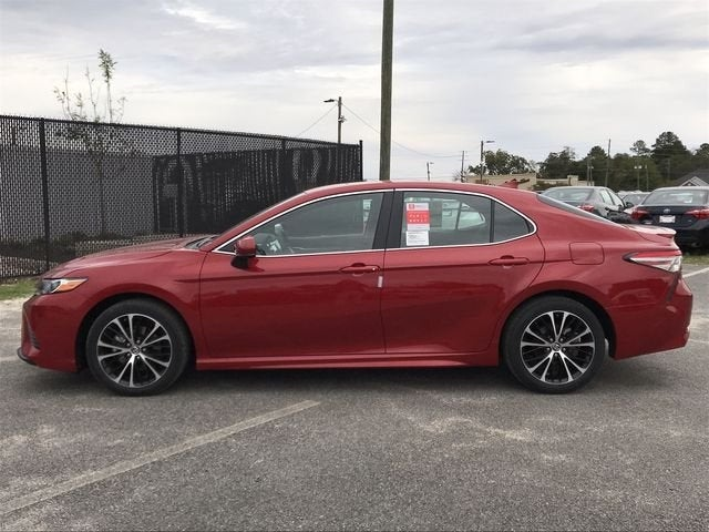 2019 Toyota Camry Se Automatic Augusta Ga Serving Aiken Thomson
