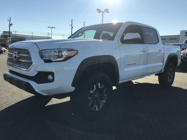 2016 Toyota Tacoma Trd Off Road Double Cab 4wd V6 Automatic In Augusta Ga