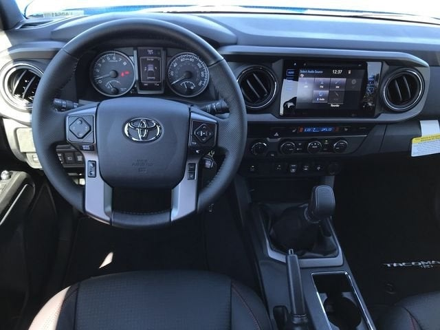 2019 Toyota Tacoma 4wd Trd Pro Double Cab 5 Bed V6 Mt Augusta Ga