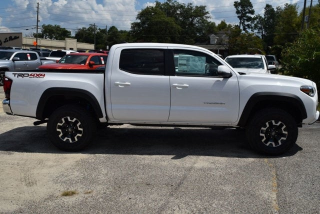 2018 Toyota Tacoma TRD Off Road Double Cab 5u0027 Bed V6 4x4 Automatic In  Augusta