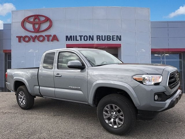 2019 Toyota Tacoma 4wd Sr5 Access Cab 6 Bed V6 At Augusta Ga