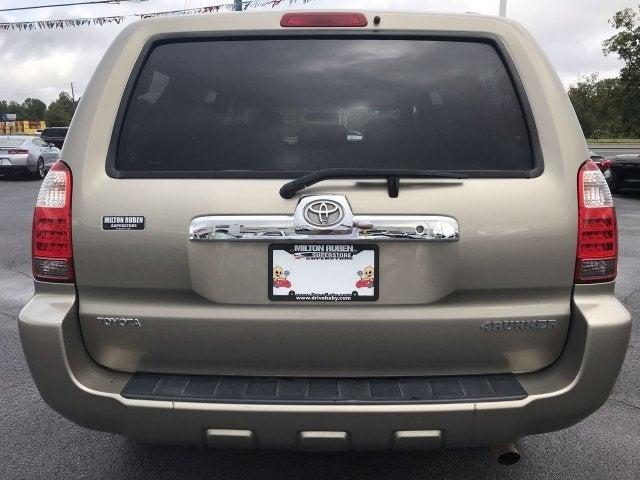 2007 Toyota 4Runner 2WD 4dr V6 SR5 In Augusta, GA   Milton Ruben Toyota