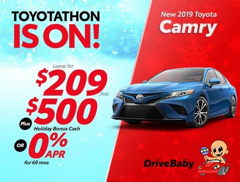 New 2019 Toyota Camry Milton Ruben Toyota Specials Augusta Ga